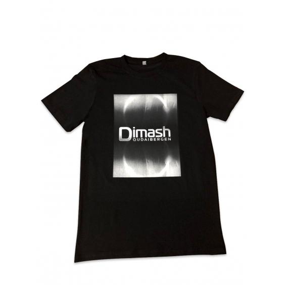 DQ футболка  черная